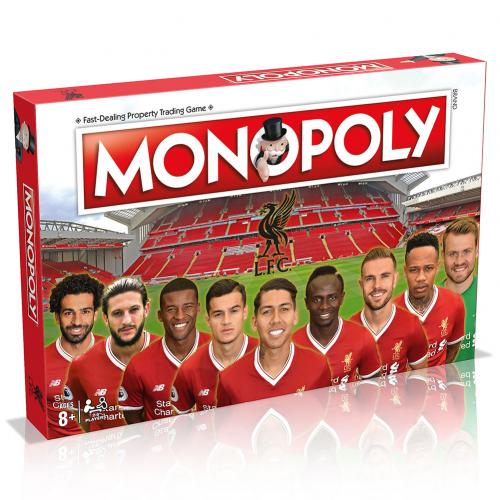 Liverpool Monopoly Edition
