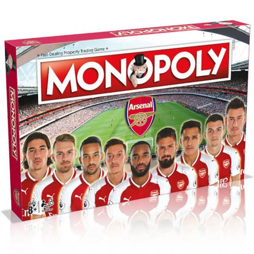 Arsenal Monopoly Edition 2018