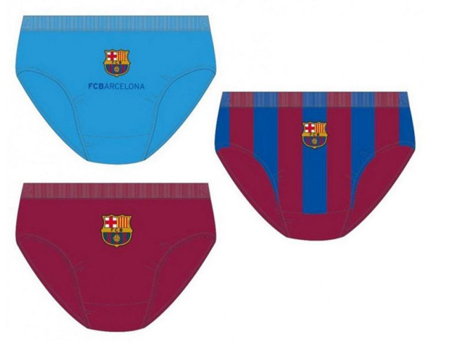 FC Barcelona Boxershorts 3-pack