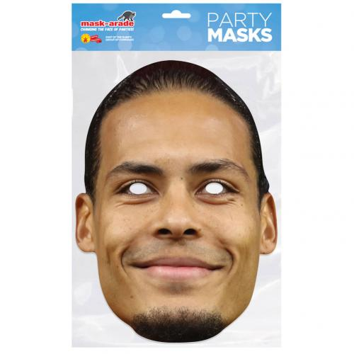Liverpool Mask Virgil Van Dijk