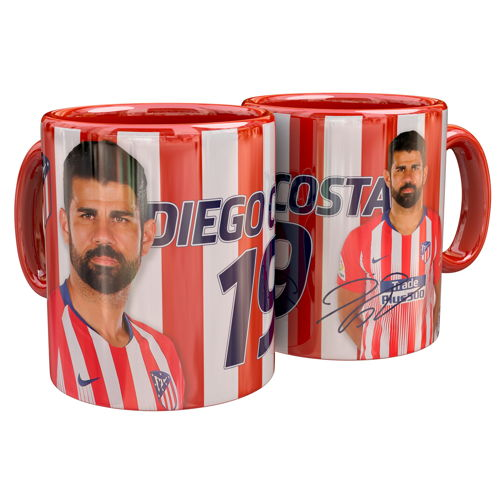 Atletico Madrid Mugg Diego Costa