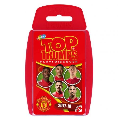 Manchester United Top Trumps