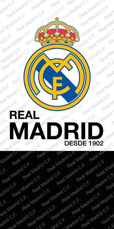 Real Madrid Handduk 1902