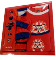 Atletico Madrid  Baby Body Set