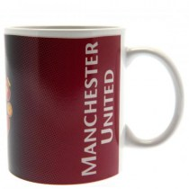 Manchester United Mugg Heat Changing