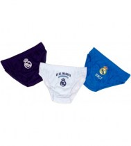Real Madrid Barnkalsonger 3-pack