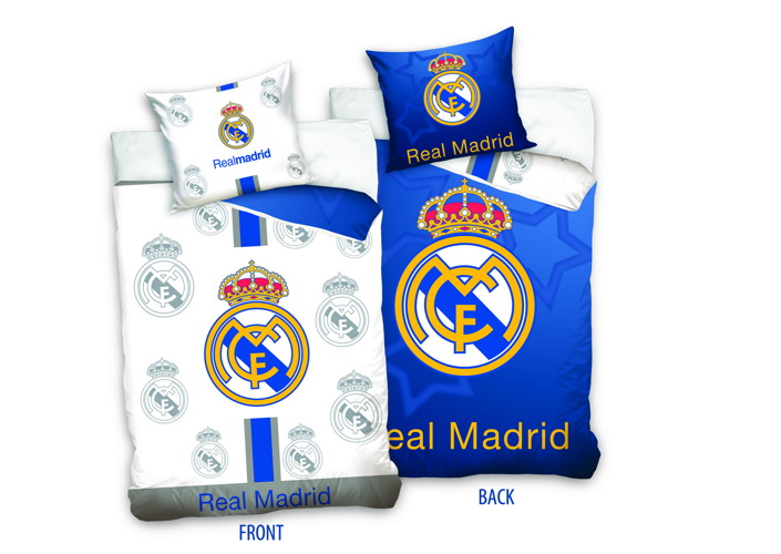 Real Madrid Sängkläder Reversible