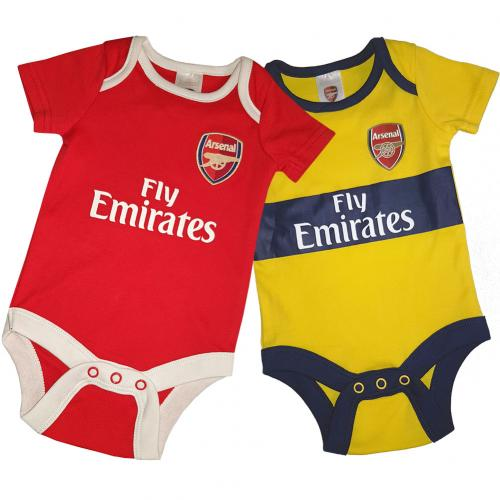 Arsenal Baby Body 2019/20 2-pack