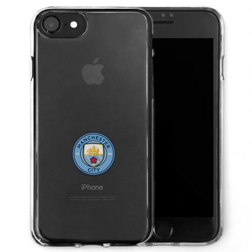 Manchester City Iphone 7 / 8 Skal TPU